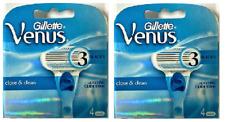 Gillette Venus Original Women's Razor Blade Refills - 8 Cartridges