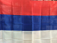 BANDERA NACIONAL DE RUSIA 150x90cm ENVIO GRATIS