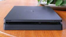 Good Condition  Sony PlayStation 4 Slim 1TB Black Console