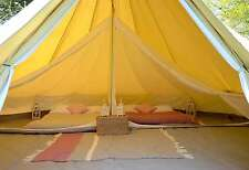 Oversized Inner for 5m Bell Tent. 2 Room With Divide. Camping. Life Under Canvas