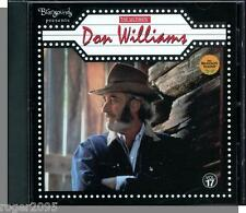 Don Williams - The Ultimate (1995, RCA/Bransounds) - New Original Hits CD!