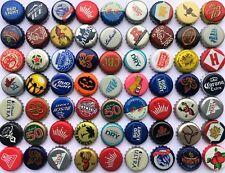 Assorted Beer Caps ((500)) Mixed Caps No Dents Micro Macro Breweries Bar Top Art