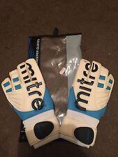 Mitre Revolve Academy Goal Keeper Gloves Size 8