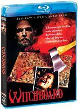 Witchboard [2 Discs] [Blu-ray/DVD] (2014, REGION A Blu-ray New)
