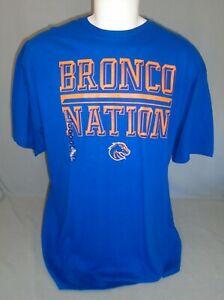 Denver Broncos Bronco Nation adidas 2XL Men's Short Sleeve T-Shirt Size 2XL