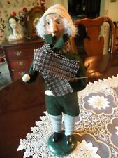 Byers Choice Old Man with Scarf 1987 - 14""