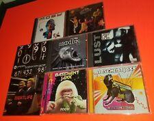8 Dance cds Moby Pet Shop Boys Prodigy Basement Jaxx Lords of Acid & Dee Lite