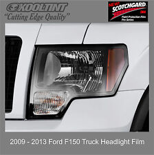 Headlight Protection Film by 3M for 2009 to 2014 Ford F-150
