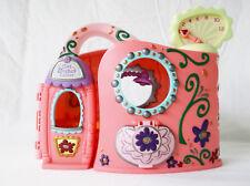 Littlest Pet Shop Get Better Center House Pink Custom Painted by Pizazz