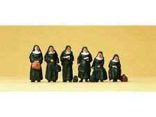 H0 Preiser 10402 Nonnen monjas , nuns .   1:87 OVP