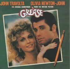 GREASE - ORIGINAL SOUNDTRACK CD Olivia Newton-John Travolta -1991