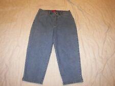 Women's Westport Stretch Denim Capri Crop Jeans - Size 10