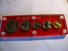 1958-  Silver U.S. Proof set / Plastic case