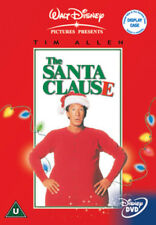 The Santa Clause DVD (2008) Tim Allen ***NEW***