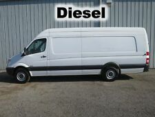 SPRINTER MERCEDES DIESEL AUTOMATIC EXTENDED HIGH ROOF CARGO DELIVERY  VAN TRUCK