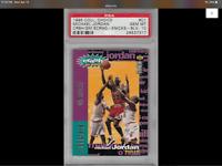 1995 Michael Jordan Coll. Choice Crash the Game Silver Scoring #C1 PSA 10 🔥🔥