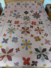 Asian/Oriental Pictorial Decorative Quilts & Bedspreads
