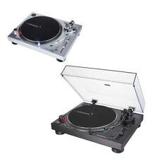 Audio Technica AT-LP120X Bandeja giratoria Direct Drive-transferencia de USB PC MAC copia