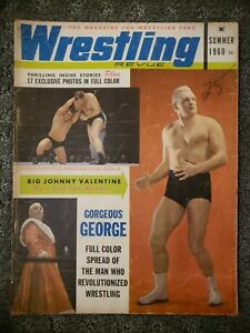 1960 Summer Wrestling Revue