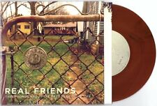 """Real Friends """"Three Songs"""" 7"""" OOP Knuckle Puck Story So Far The Wonder Years"""