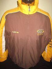 Authentic NASCAR Dale Jarrett Front Zipper Jacket-Size XL