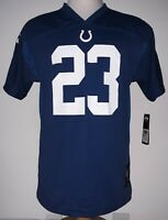 Fanatics INDIANAPOLIS COLTS #23 FRANK GORE NFL Players Boys Jersey XL