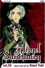 Angel Sanctuary, Vol. 10-ExLibrary