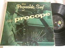 Russell RUSS PROCOPE Persuasive Sax Remo Biondi Earl Backus Paul Jordan Dot LP