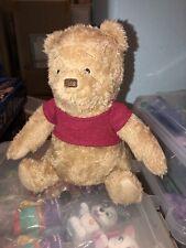 "8"" Christopher Robin Movie Winnie the Pooh Bear Plush Disney Classic Just Play"