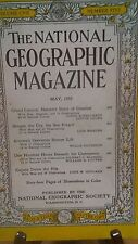National Geographic Magazine Nat Geo May 1955(NG26)