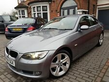 2009 '59 BMW 320D SE COUPE 6 spd MANUAL *FULL RED LEATHER* F/HISTORY NO RESERVE!