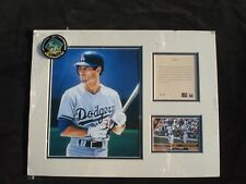 "1994 Limited Edition #1012 of 12,500  ""On Deck"" Brett Butler Dodgers Litho- KR"
