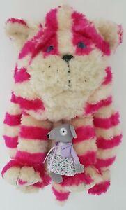 Bagpuss & Organ Mouse  Hot Water Bottle Case Cover / PJ Pyjama Case