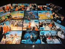 MARY POPPINS julie andrews tres rare le jeu 18 photos cinema lobby cards 1964