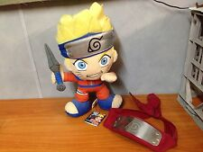 Naruto 34cm Plush Doll - with tags