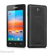 "4.5"" Coolpad 7232 SBLOCCATO Dual SIM Android 3G Cellulare Smartphone UMTS Nero"