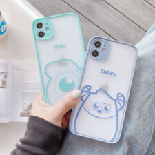 Disney Mike Sulley Skin touch Phone Case For iPhone 11 Pro Max SE 2020 7/8 Plus