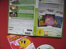 Xbox 360 - 3 GAMES:  Lumines live, Geometry Wars 2 :retro live, Bomberman Live