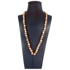 Malachite tumbled Beads Chain for Necklace EJ717012