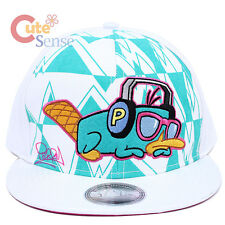 Phineas and Ferb Perry Sanpback Trucker Flat Bill Cap Hat