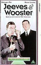 Jeeves & Wooster - Complete Series 2 [VHS], Good VHS, Stephen Fry, Hugh Laurie,