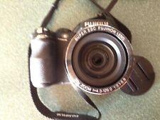 """Fujifilm Fuji Finepix S4080 720p HD 14MP Digital Camera 30X Zoom 3"""" LCD VG"""