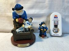 3 Orlando Magic Basketball Memory Company NBA Santa Ornament Mens Floater Watch