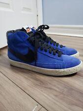 Nike Blazer High VNTG Vintage Royal Blue White Supreme Pacific '77 SB 344344-411