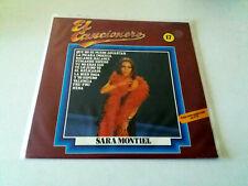 """SARA MONTIEL """"EL CANCIONERO"""" LP VINYL 12"""" EX/EX MBE/VG"""