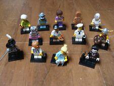 lego minifiguren serien Konvolut Figuren 13 Stück
