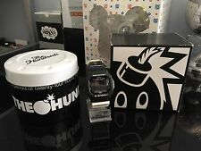 THE HUNDREDS X G SHOCK WATCH LIMITED EDITION RARE 2012 SOLDOUT WORLDWIDE Collab