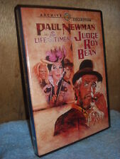 The Life and Times of Judge Roy Bean (DVD, 2012) Paul Newman Ava Gardner