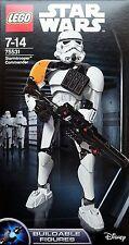 LEGO Star Wars 75531 STORMTROOPER COMMANDER NUOVO OVP Buildable Figures