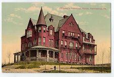 Children's Industrial Home in Harrisburg PA 1913
